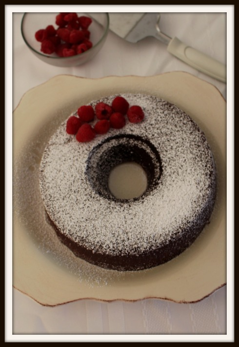 Easy chocolate cake recipe  -The Hungry Mum