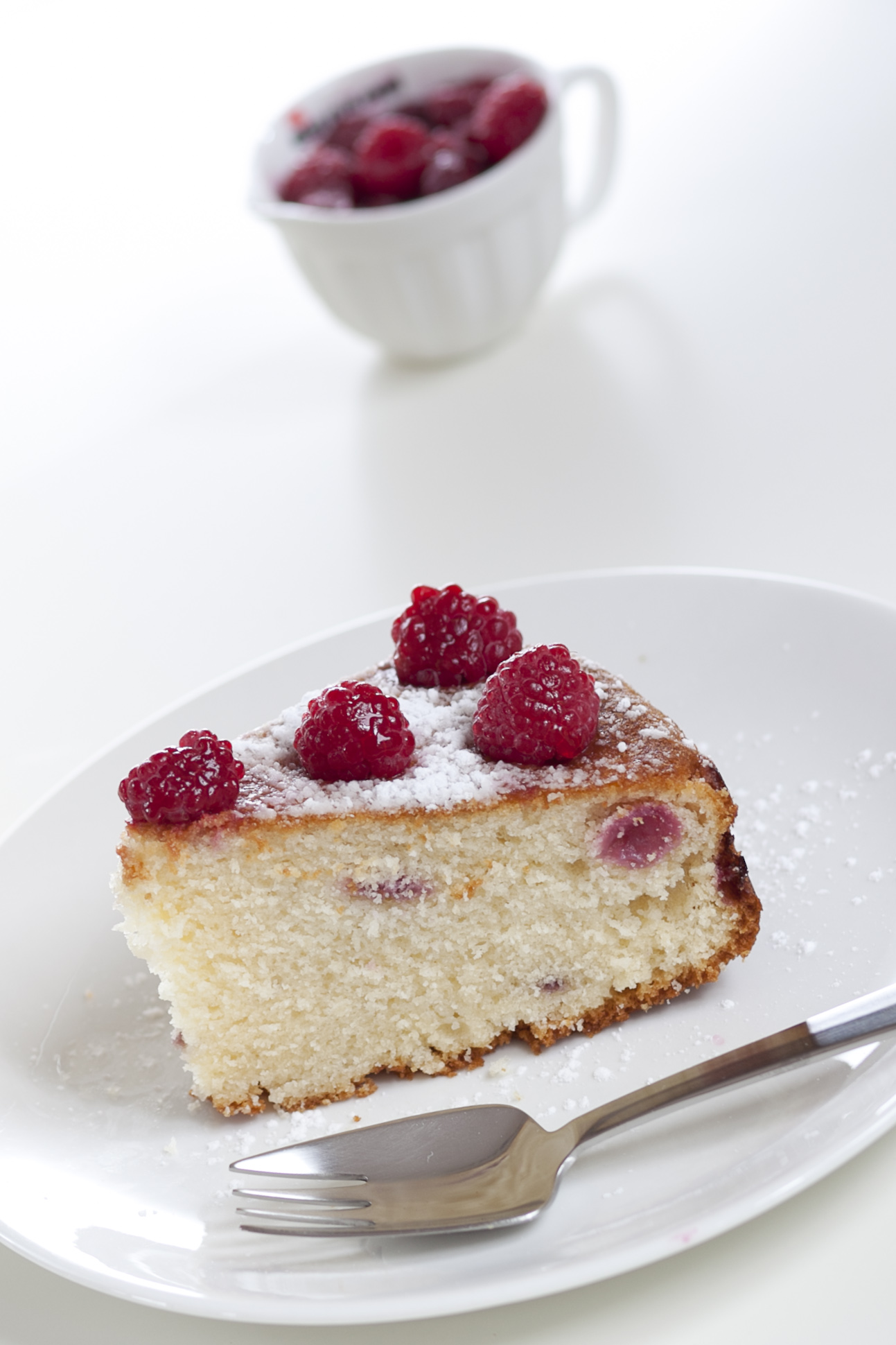 Easy Berry Butter Cake Recipes — Dishmaps