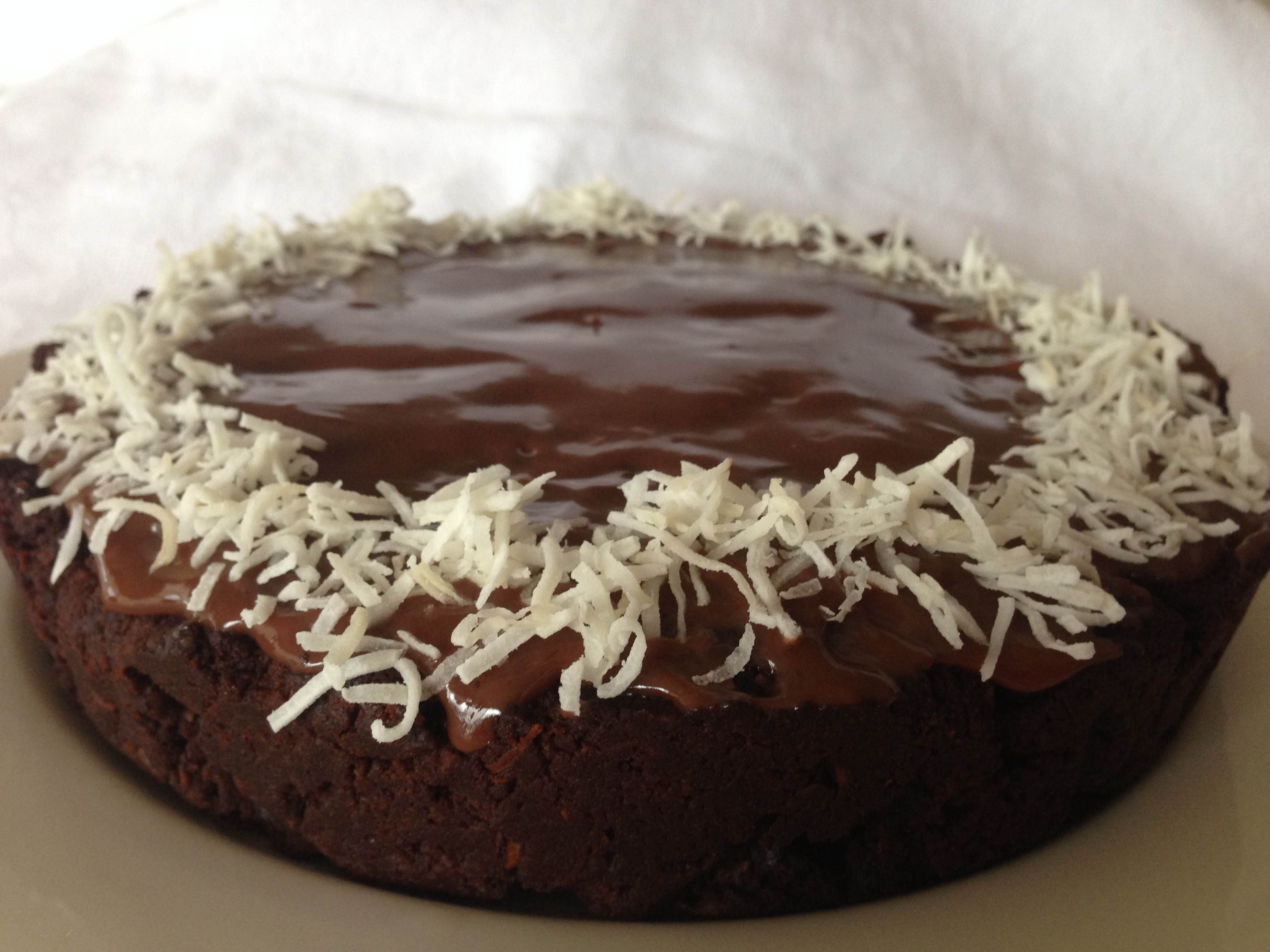 Donna Hay Melt And Mix Chocolate Cake