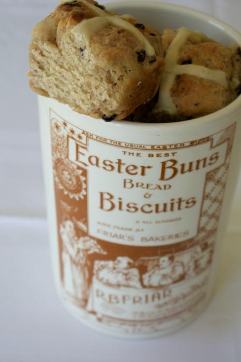 Hot Cross Buns recipe by The Hungry Mum
