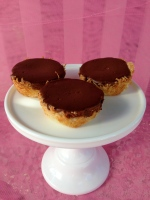 Recipe: Donna Hay dark chocolate coconut mini cheesecakes on the hungry mum