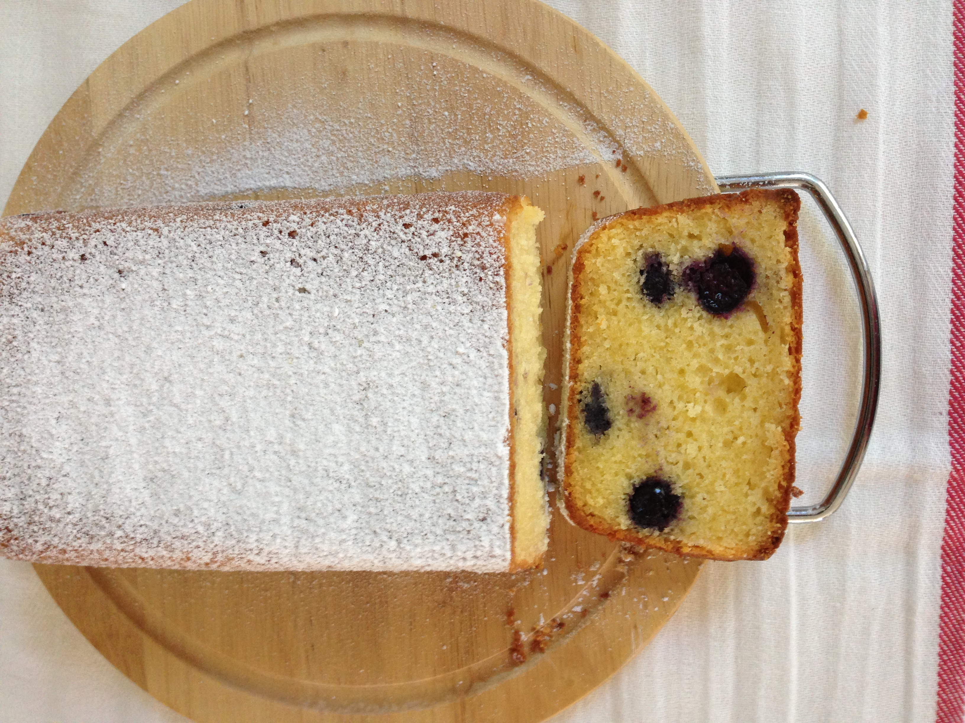 Cake Recipes Donna Hay: Donna Hay Blueberry And Lemon Cake