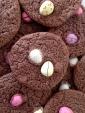 Easter brownie cookies