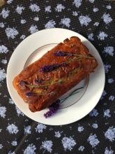 Lavender & lemon cake