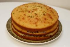 Margarita tequila cake
