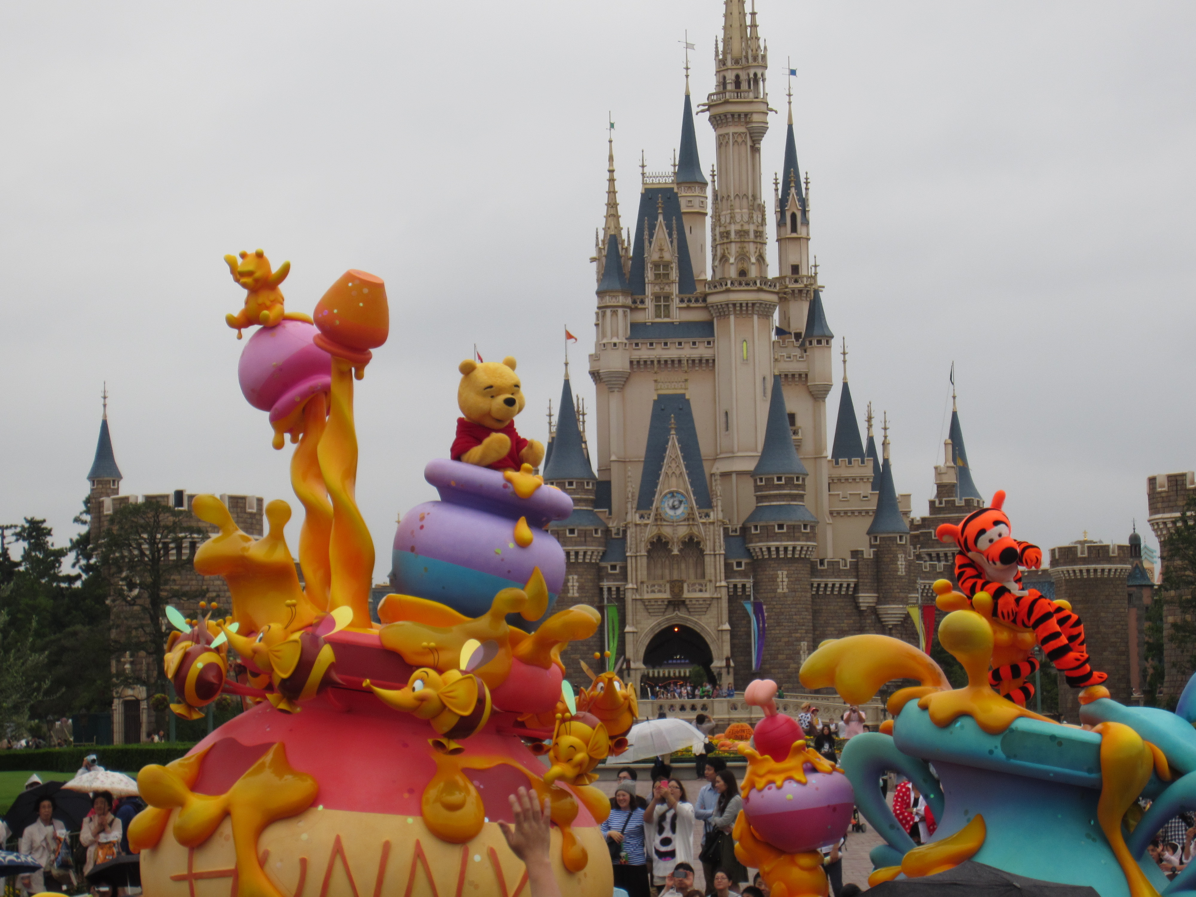 Hungry for Travel part two family holiday to Tokyo Disneyland