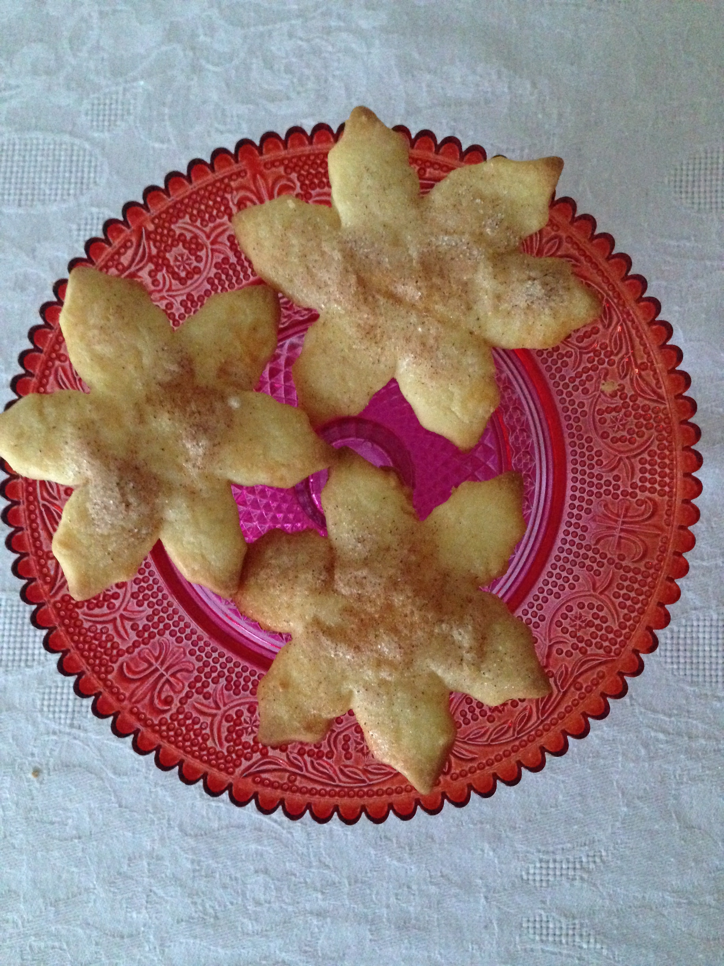 Donna Hay Christmas Cinnamon Sugar Cookies Biscuits The Hungry