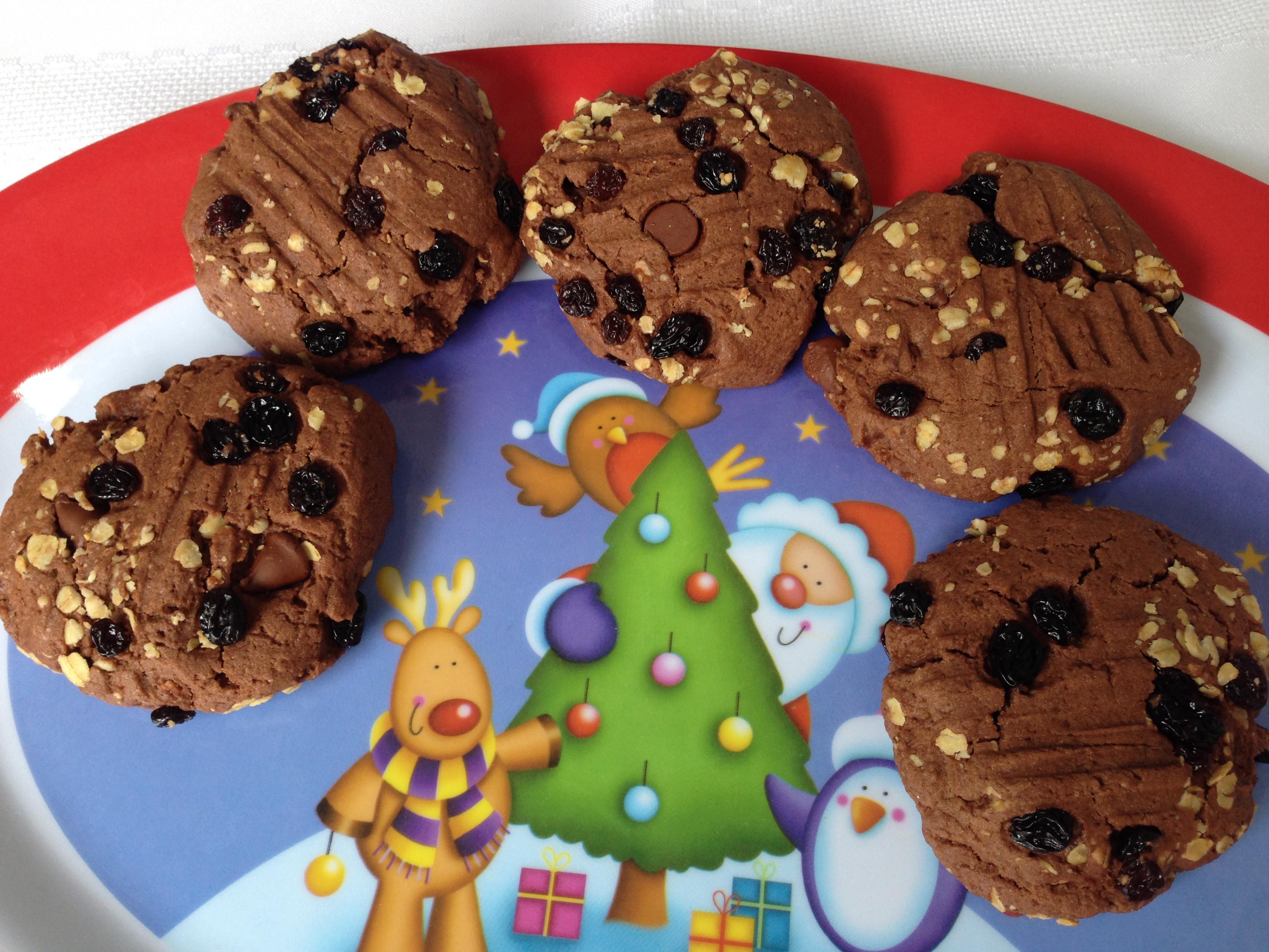 Donna Hay Rum Raisin Christmas Cookies The Hungry Mum