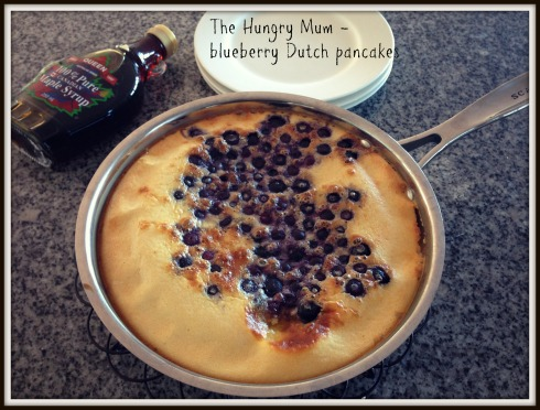 IMG_3343The Hungry Mum -  blueberry Dutch pancakes