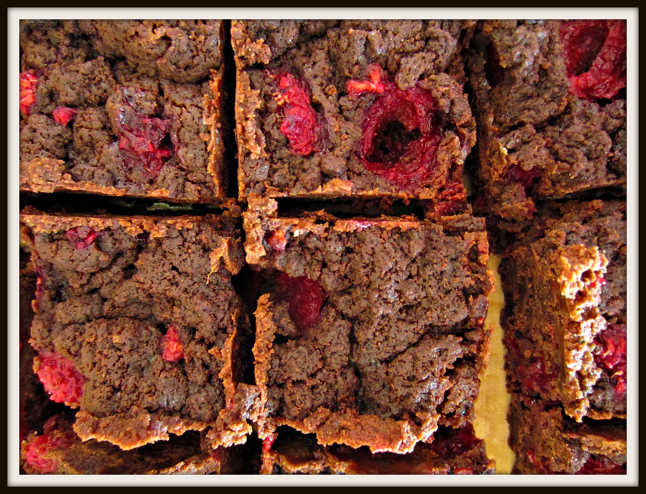 Donna Hay chocolate raspberry brownies | the hungry mum