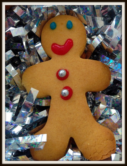 gingerbread people - The Hungry Mum