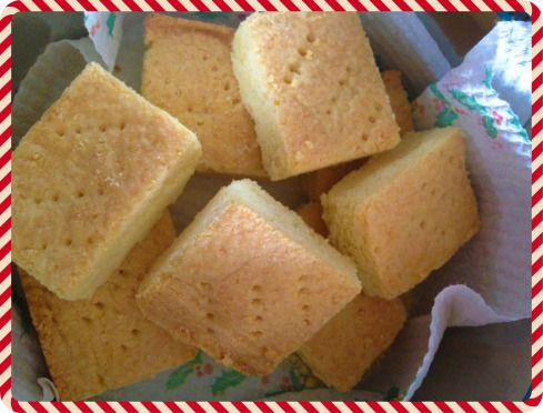 shortbread recipe - the hungry mum