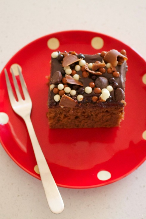 Death by chocolate brownies recipe from scratch