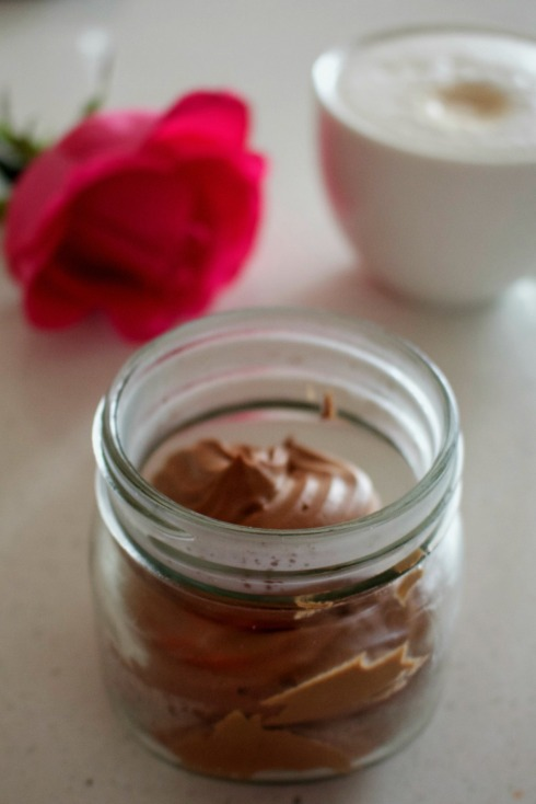 Chocolate mascarpone mousse - The Hungry Mum