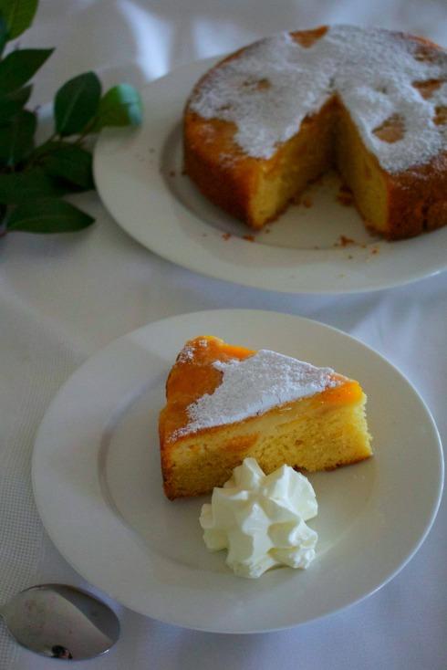 caramel-peach-cake