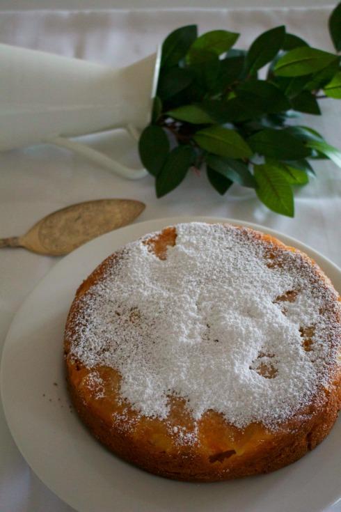 peach-caramel-cake