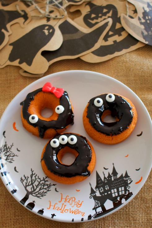 baked-halloween-donuts