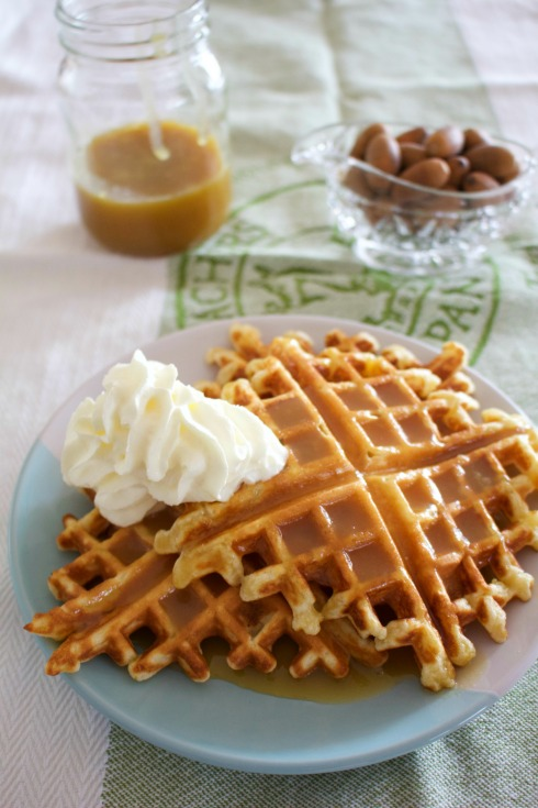 salted-caramel-waffles