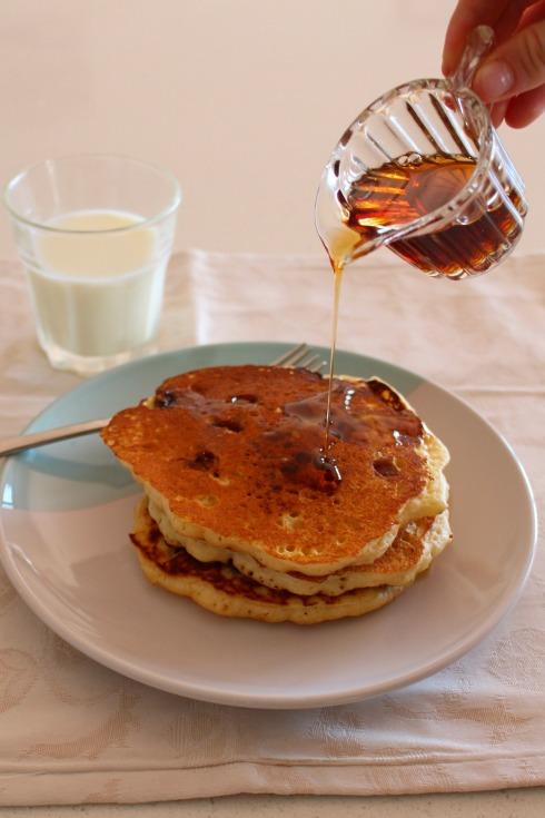 choc-chip-coconut-pancakes